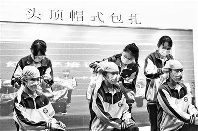 北京丰台区教育系统启动应急救护培训AED设备将成中小学标配